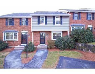 320 Newbury St. UNIT 802, Danvers, MA 01923 - MLS#: 72440590