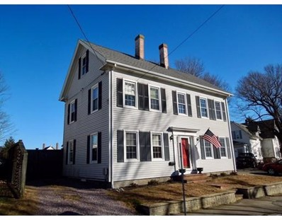 7 Allerton Street, Plymouth, MA 02360 - MLS#: 72440735