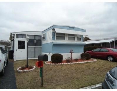 87 Daniel Drive, Attleboro, MA 02703 - MLS#: 72440981