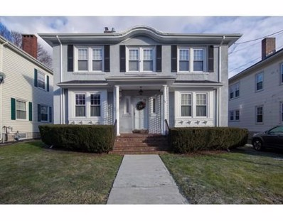 14 Gould St, New Bedford, MA 02740 - MLS#: 72441059