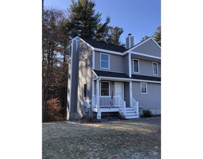 157 Bayberry Hill Lane UNIT 157, Leominster, MA 01453 - MLS#: 72441151