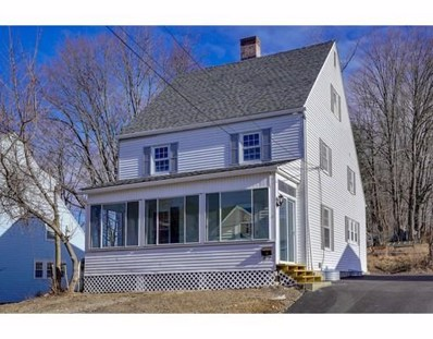 7 Lincoln St, Webster, MA 01570 - MLS#: 72441412