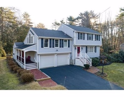 38 Colonel Mansfield Road, Scituate, MA 02066 - MLS#: 72441463