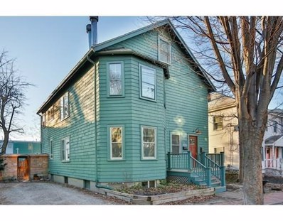 156-158 Raymond Street UNIT 1, Cambridge, MA 02140 - MLS#: 72441724