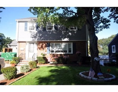 91 Woodside Ln, Arlington, MA 02474 - MLS#: 72441749
