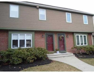 1003 Lewis O. Gray Drive UNIT 10, Saugus, MA 01906 - MLS#: 72441861