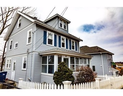 49 Hemman Street, Boston, MA 02131 - MLS#: 72441908