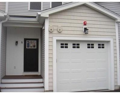 74 Cox Street UNIT 8, Hudson, MA 01749 - MLS#: 72442063