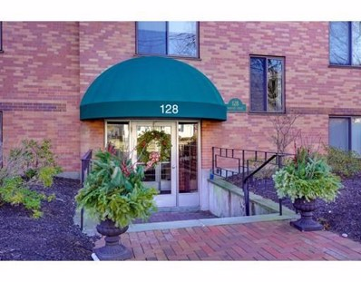 128 Pleasant Street UNIT 107, Arlington, MA 02476 - MLS#: 72442073