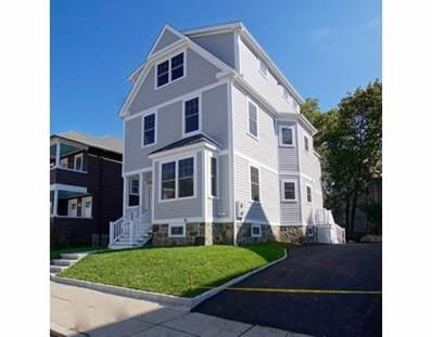 10 Newburg UNIT 1, Boston, MA 02131 - MLS#: 72442203