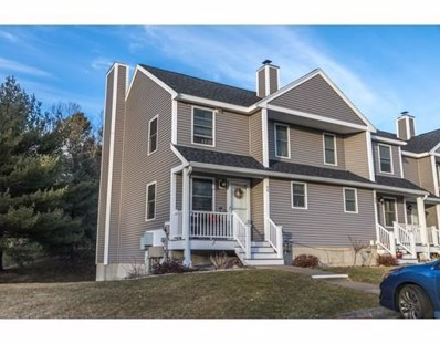 34 Sycamore Drive UNIT 34, Leominster, MA 01453 - MLS#: 72442671