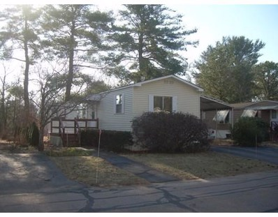 11 Woodchip Sq. UNIT 11, North Attleboro, MA 02760 - MLS#: 72443802