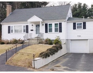 20 Mark Ave, Reading, MA 01867 - MLS#: 72443963