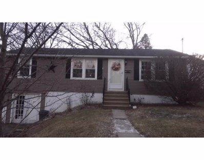 13 Diana St, Worcester, MA 01605 - MLS#: 72444009