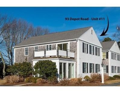 93 Depot UNIT 11, Chatham, MA 02633 - #: 72444032