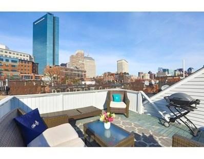 118 Chandler Street UNIT 5, Boston, MA 02116 - MLS#: 72444279