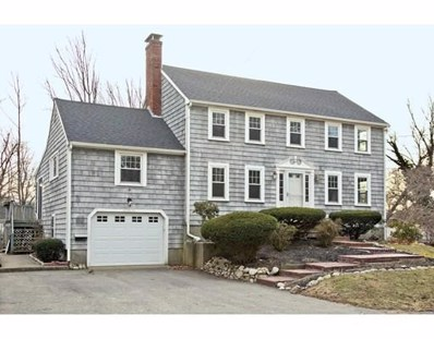 17 Delta Lane, Scituate, MA 02066 - MLS#: 72444401