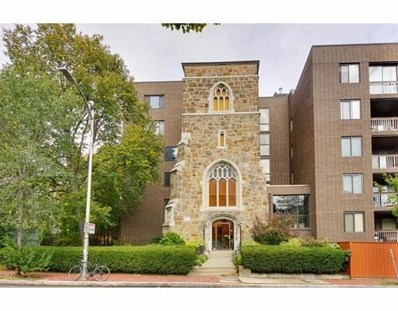 321 Harvard Street UNIT 402, Cambridge, MA 02139 - MLS#: 72445668