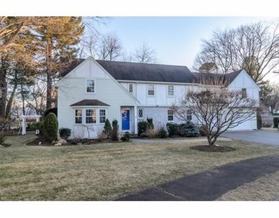 3 Louis Dr, Wellesley, MA 02481 - #: 72445930