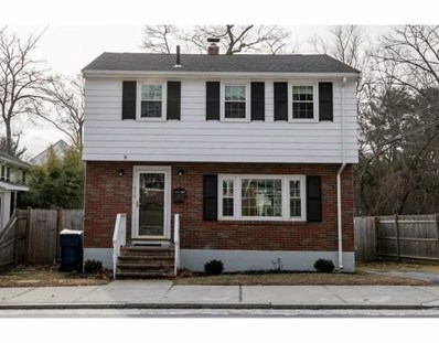 370 Corey St, Boston, MA 02132 - MLS#: 72448088