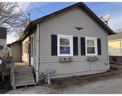2 Chaney Ave, Fairhaven, MA 02719 - MLS#: 72449219