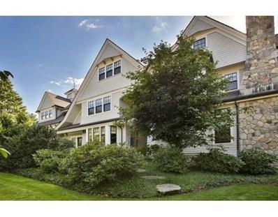 201 Highland Street, Newton, MA 02465 - #: 72449689