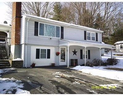 323 Mason Road Ext, Dudley, MA 01571 - MLS#: 72449826