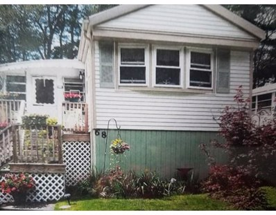 68 Sycamore Dr, Halifax, MA 02338 - MLS#: 72449925