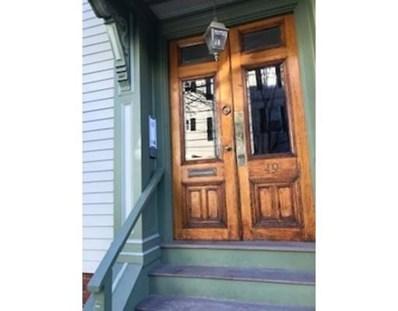 19 Mercer St UNIT 1, Boston, MA 02127 - #: 72450017