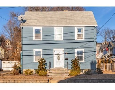 535 Lagrange St, Boston, MA 02132 - MLS#: 72450268