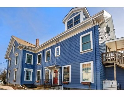 15 Phipps St UNIT 1, Quincy, MA 02169 - #: 72450511