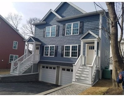 38 Washington St UNIT 38, Arlington, MA 02474 - MLS#: 72450819