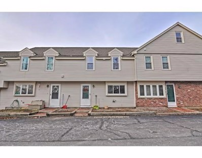 265 Park St UNIT 14, North Attleboro, MA 02760 - #: 72450875