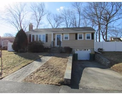 76 Westview Drive, Norwood, MA 02062 - MLS#: 72450936