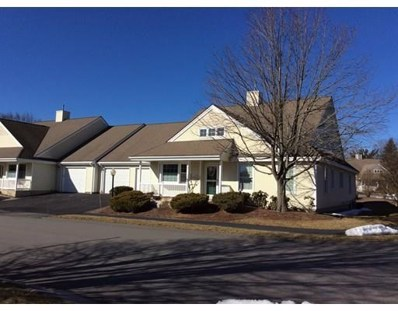 4 Hancock Way UNIT 4, Westborough, MA 01581 - MLS#: 72451380