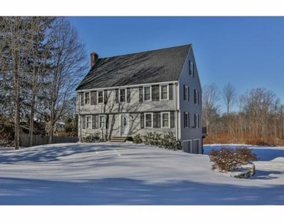 197 Andover St, Georgetown, MA 01833 - #: 72452075