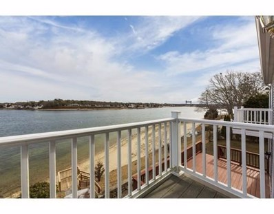 37 Jefferson Shores Rd, Wareham, MA 02532 - MLS#: 72452296