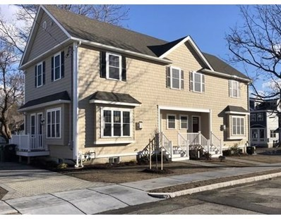 11 Loomis Avenue UNIT 11, Watertown, MA 02472 - #: 72452612