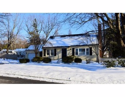 16 Armstrong Drive, Westborough, MA 01581 - #: 72453475