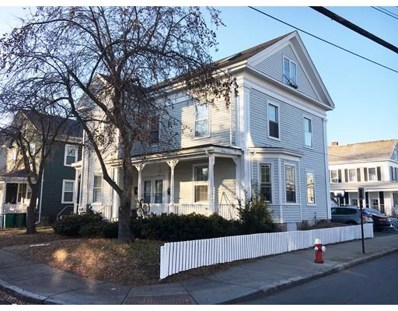 1 Waban Street UNIT 1, Newton, MA 02458 - #: 72453829