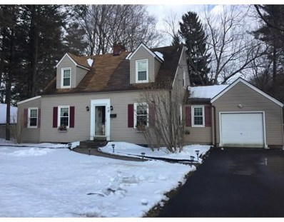 17 Meadowbrook Ave, West Springfield, MA 01089 - MLS#: 72454117