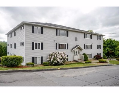33 Huron St UNIT 9, Fitchburg, MA 01420 - MLS#: 72454620
