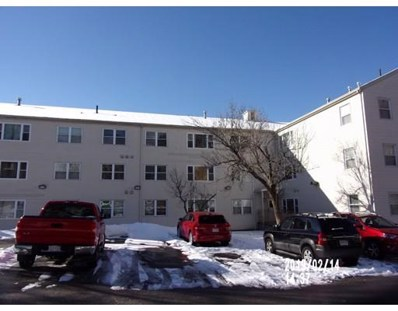 5 E. Kendall St UNIT 1G, Worcester, MA 01605 - MLS#: 72456217