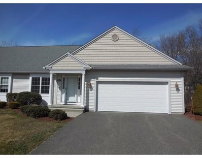 64 Shadowbrook Estates UNIT 64, South Hadley, MA 01075 - MLS#: 72456607