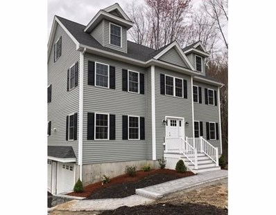 205 Rear Aldrich Road, Wilmington, MA 01887 - MLS#: 72457224