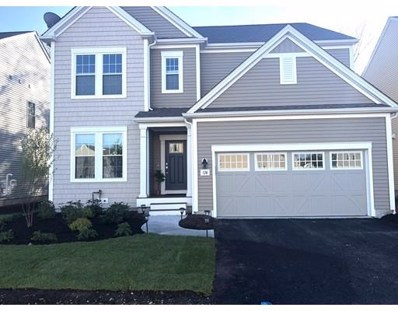 174 Stonehaven Dr, Weymouth, MA 02190 - MLS#: 72458377