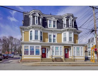 5 Central St UNIT 3, Framingham, MA 01701 - MLS#: 72458387