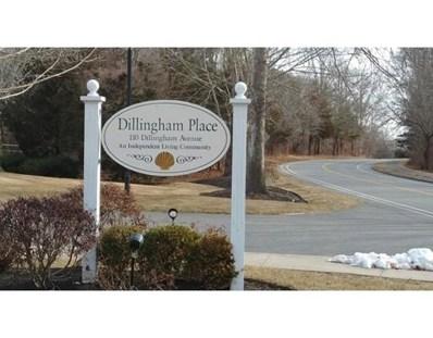 110 Dillingham UNIT 215, Falmouth, MA 02540 - MLS#: 72458857