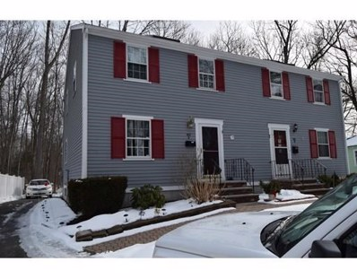 40 Collins St UNIT A, Danvers, MA 01923 - #: 72459581
