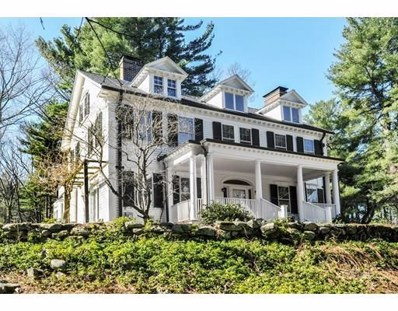 160 Old County Road, Lincoln, MA 01773 - #: 72460668